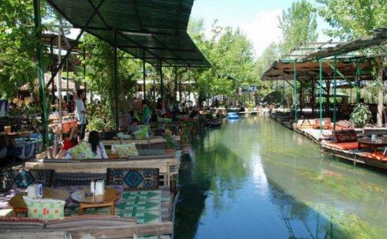 Saklıkent Restaurant Paradise Park