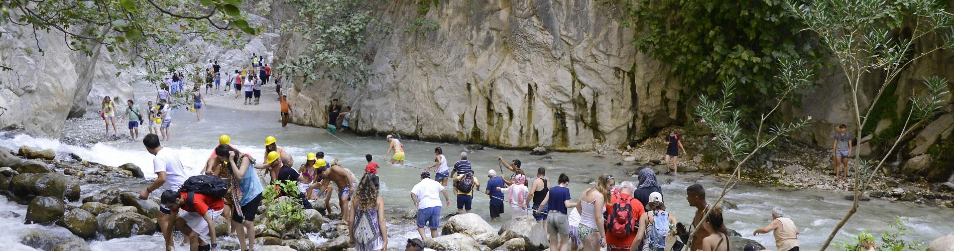 Saklıkent kanyonu, Saklıkent hakkında bilgiler ve fotoğraflar